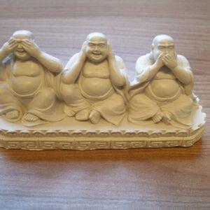 Boeddha HZZ 12.5 x 5.5 cm