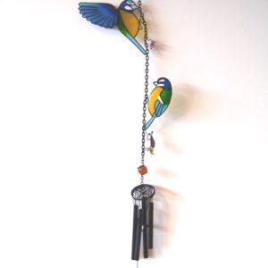 Vogel Mees windgong 90x9cm