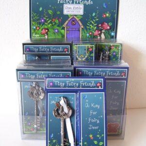 Fairy key 9cm